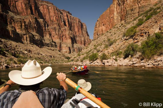 Rafting the Colorado River  1