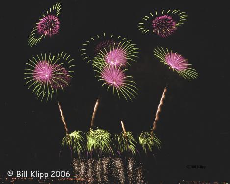 Kaboom Fireworks, San Francisco