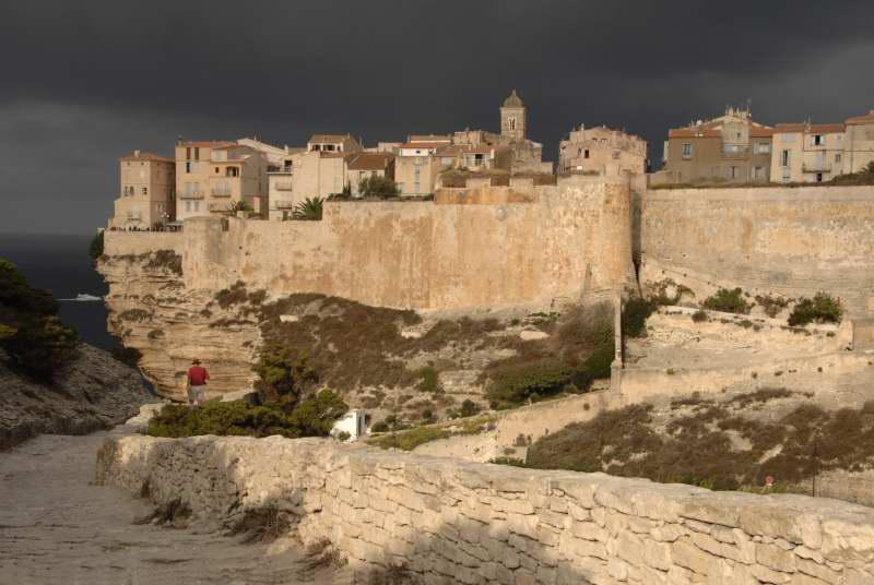 Bonifacio, Corsica 1