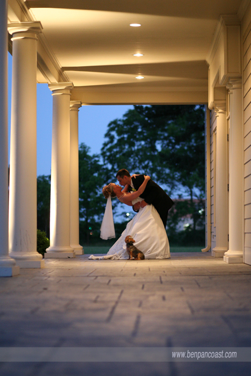 Ben Pancoast Photography Wedding Photos At The Ritz Charles In Carmel Indiana