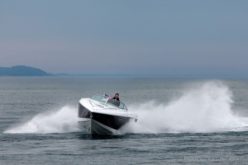Cobalt Boat, Portrait, Lake Michigan, speed boat, action, racing, portraits in boats.