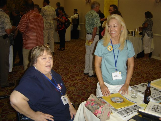 Vikki Riherd Smith & Pam McMurtry