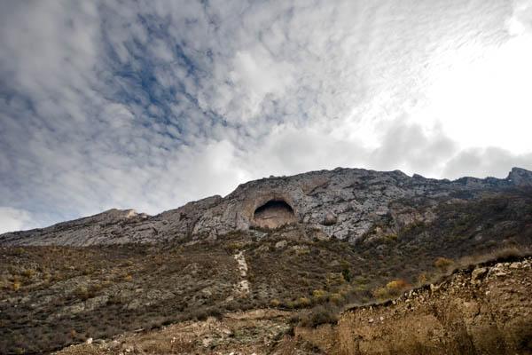 Espahbod -e- Khorshid Cave