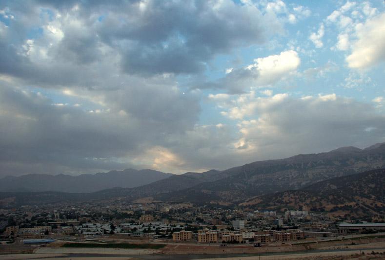 City of Yasooj