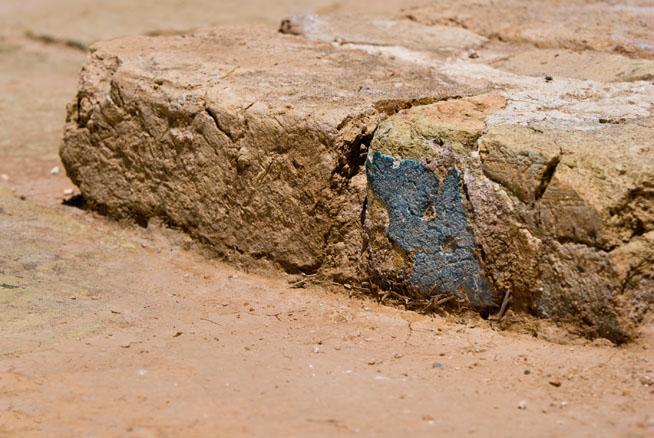 Enameled Brick