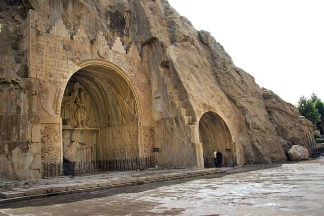 Large and Small Arches