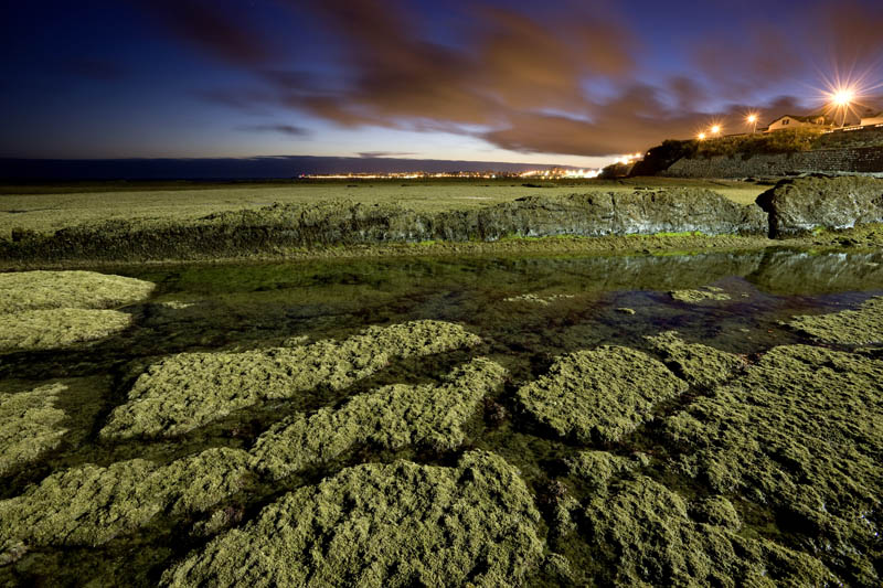 Parede beach, Portugal