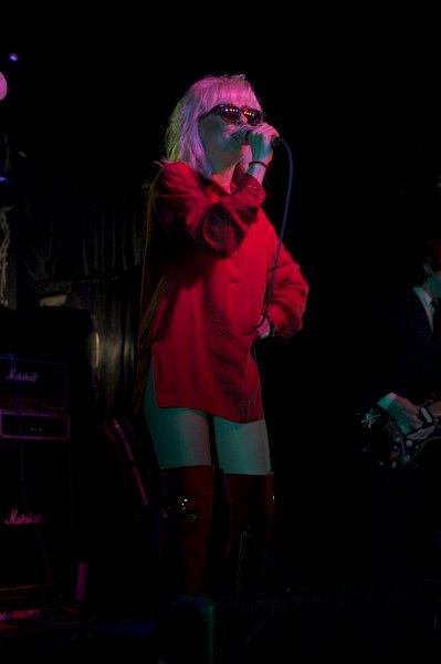 Bootleg Blondie @ Concorde2, 16 Nov 06