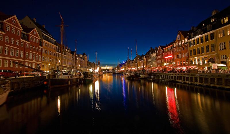 Copenhagen<br>by Night
