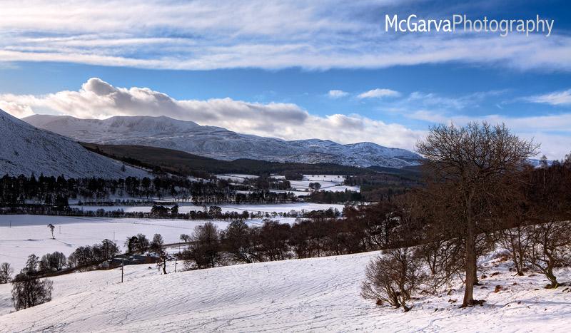 Lochnagar Vista