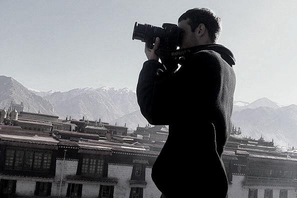 Me In Lhasa