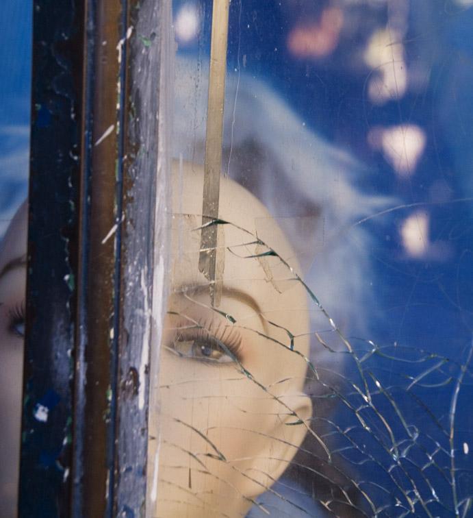 <B>Haunted</B> <BR><FONT SIZE=2>Berkeley, California, 2007</FONT>