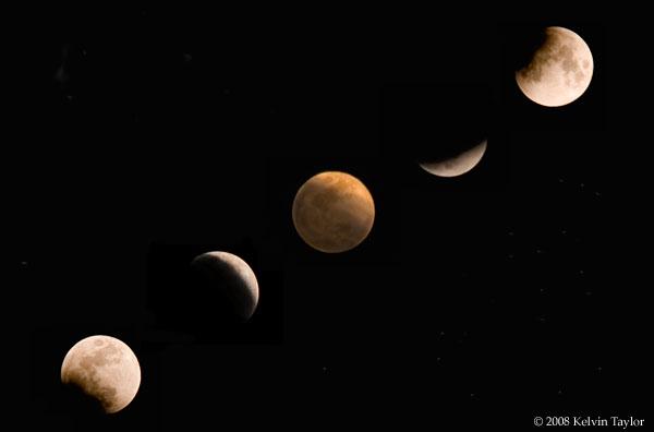 February 2008 Lunar Eclipse