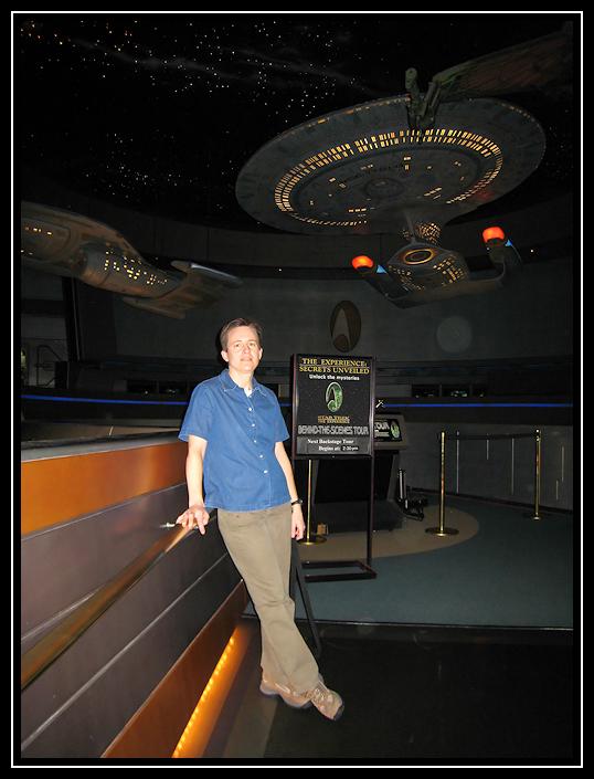 Star Trek Experience in Las Vegas <div class=cr>©  Liz Stanley</div>