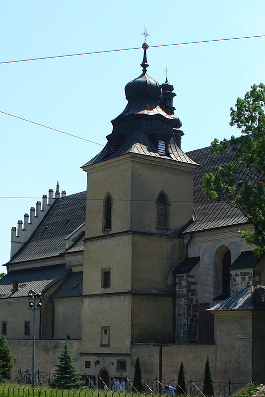 Premonstratensian Abbey - Cracow Salwator