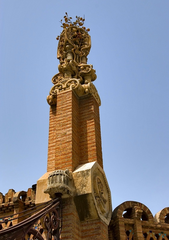 The Finca Güell Pavillions