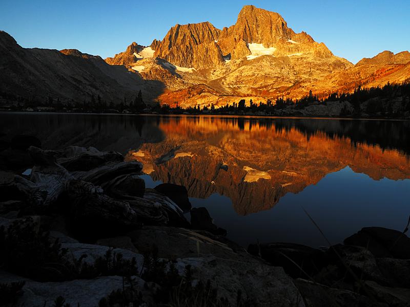 Mt. Ritter & Banner Peak