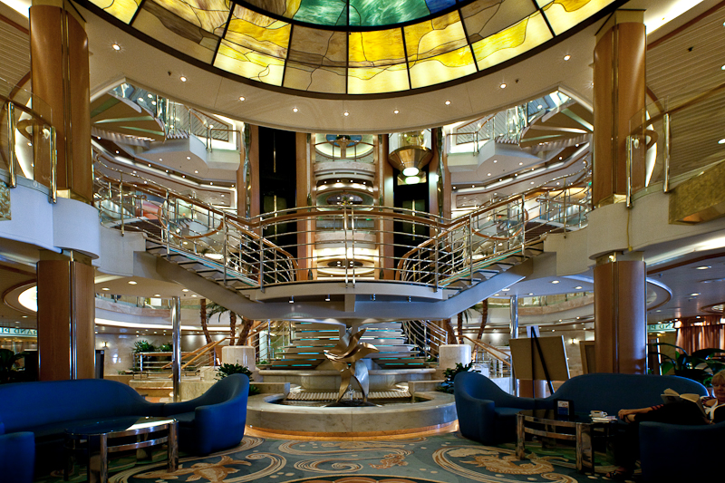 best lens for interior shots on allure of the seas