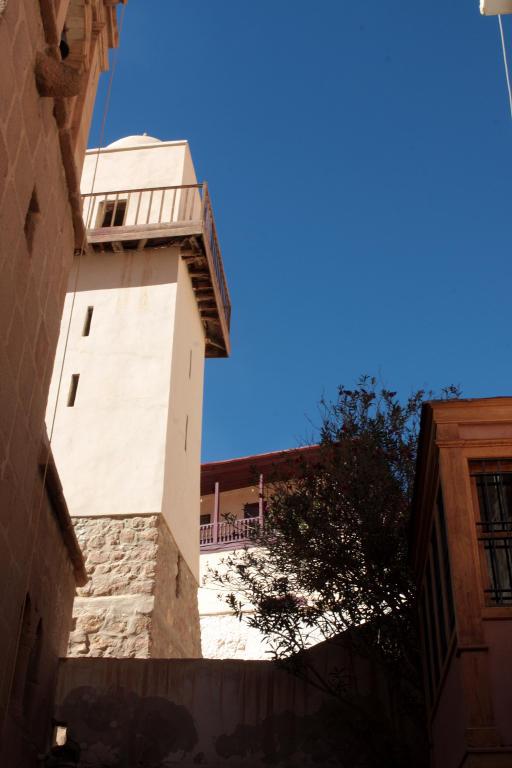 Mosque, St Catherines Monastery, Sinai