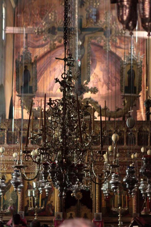 Chapel, St Catherines Monastery, Sinai