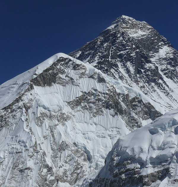 Everest mount from Kala Patthar