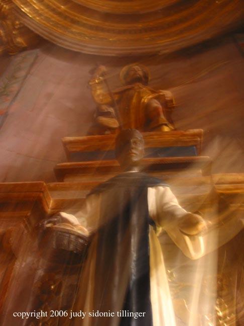 blur of faith