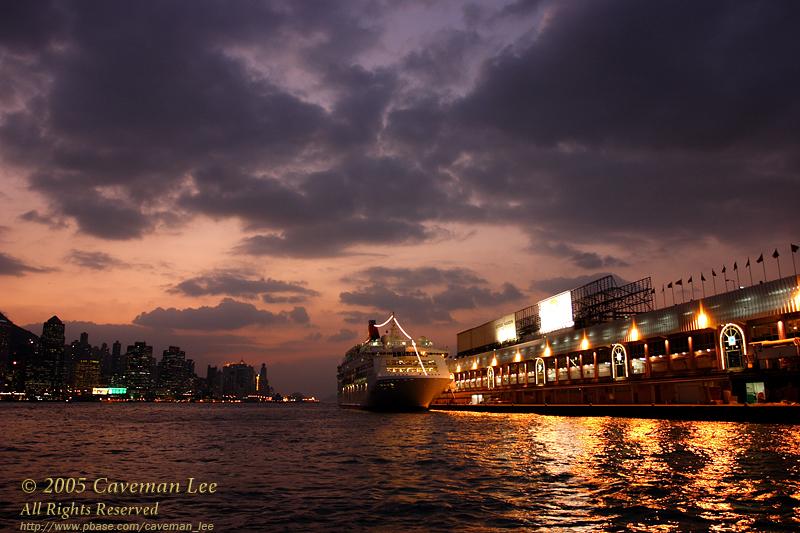 A Golden Evening