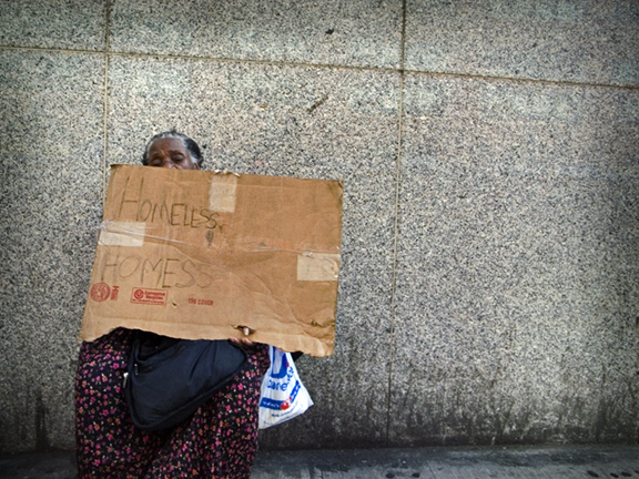 Homeless, Homess, 14th Street #12114
