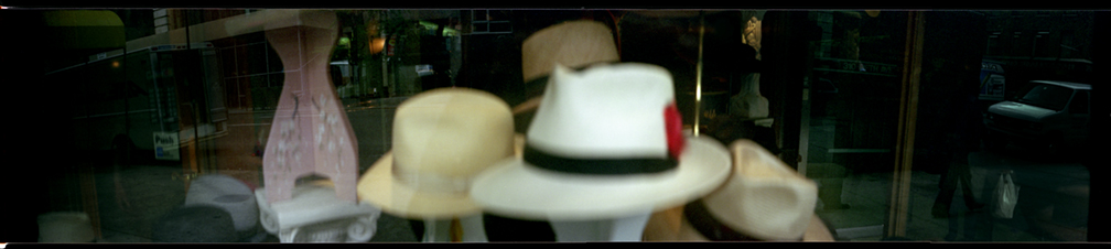 Hat Shop, New York