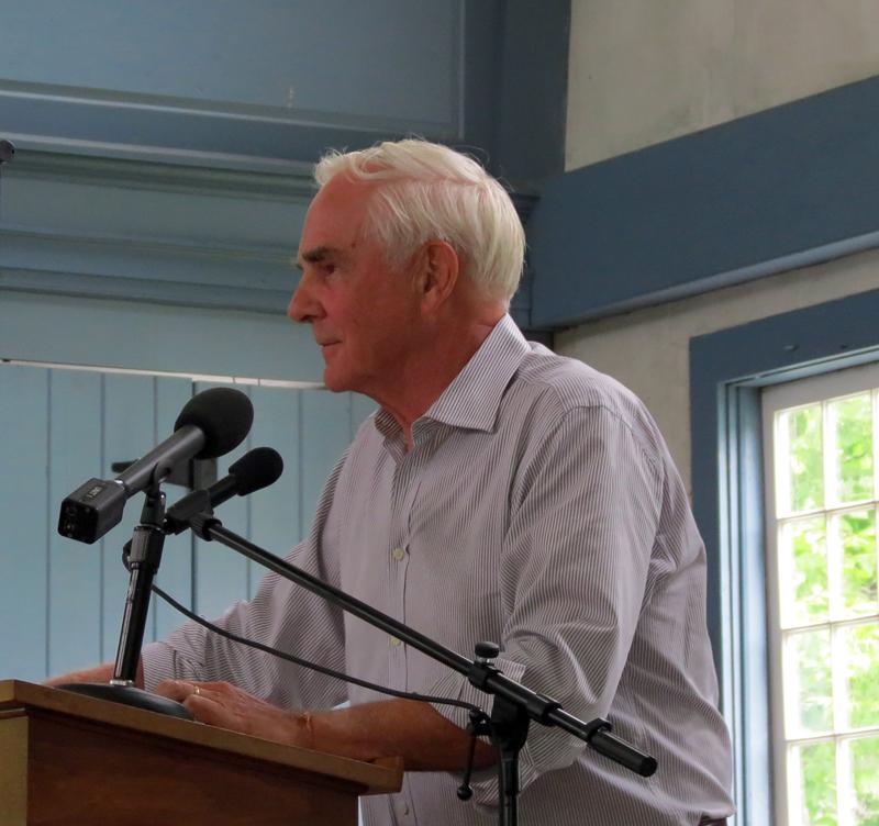 John Merrow NPR Education Correspondent