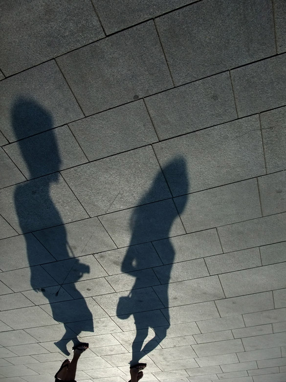 pareja turista