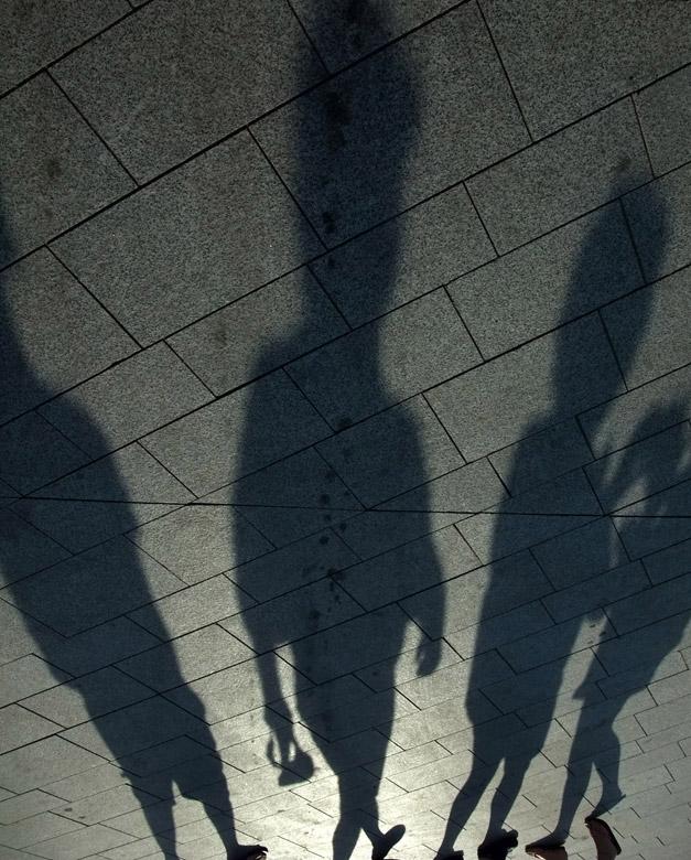 cuatro individuos