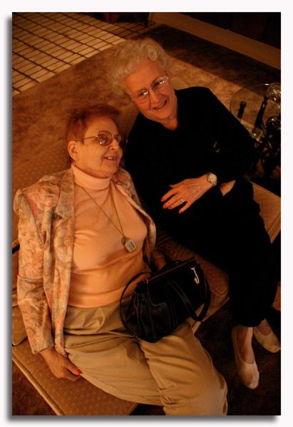 Jean & Marilyn