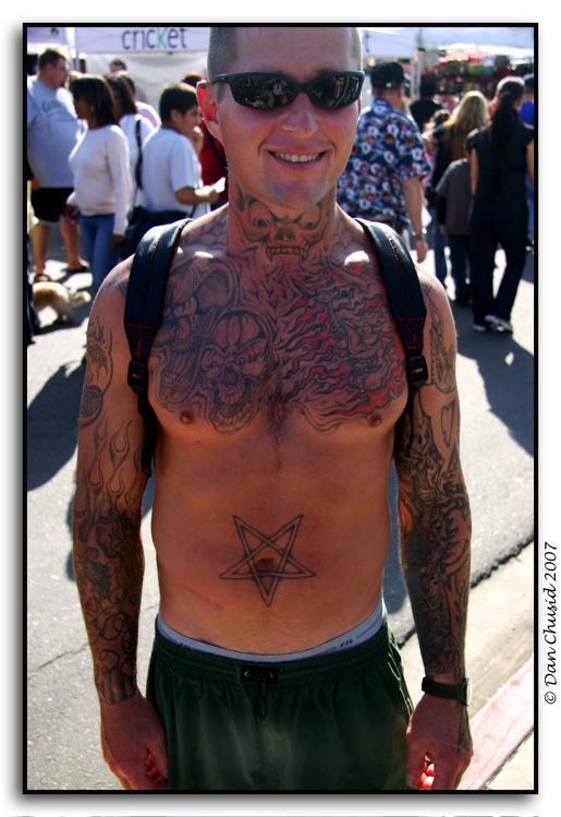 Tattoo At The Fair