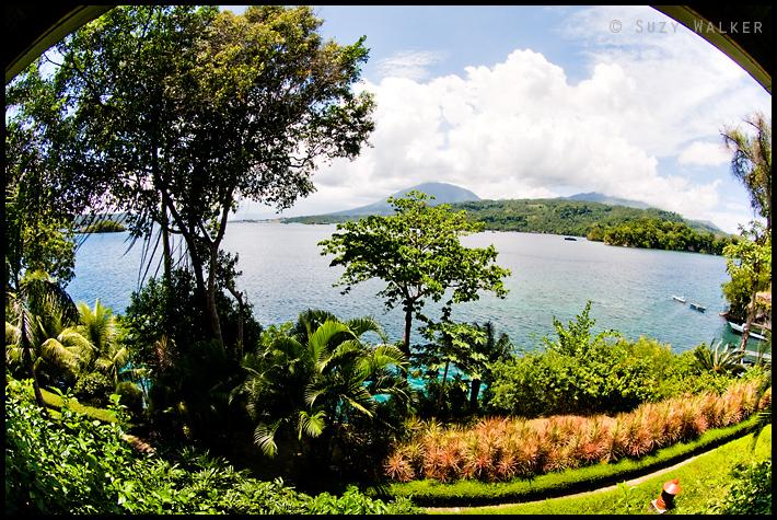 Lembeh Resort view 1