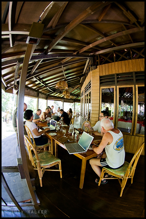 Lembeh Resort - Our Group