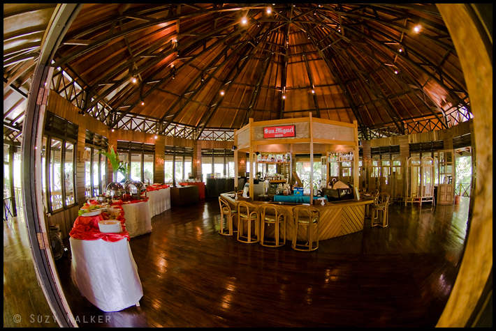 Lembeh Resort - Dinning room