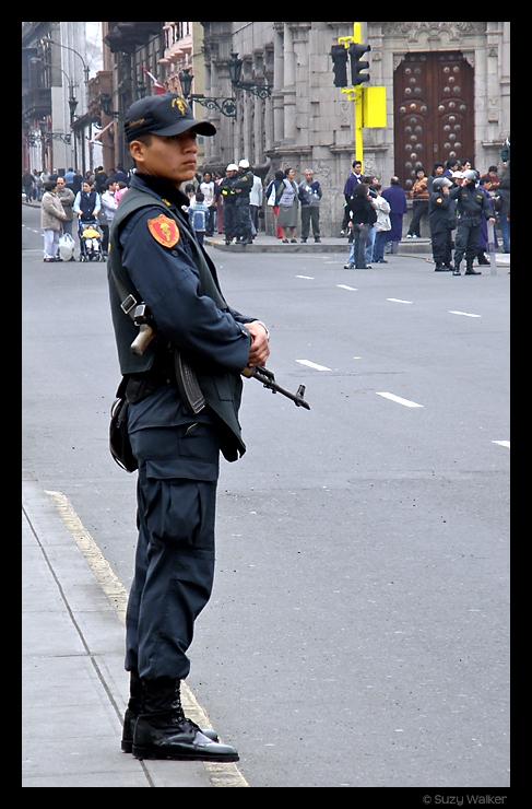 Security, Lima