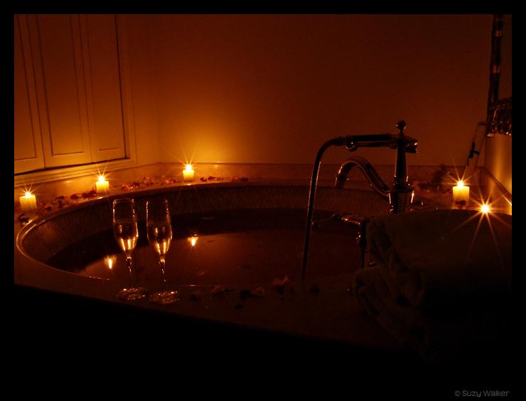 Bath butler server, Miraflores Hotel, Lima