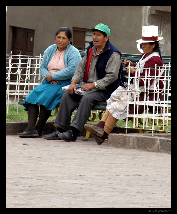 Relaxing, Cusco