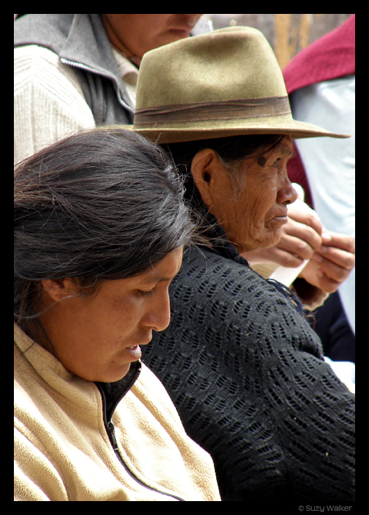 Local workers, Cusco
