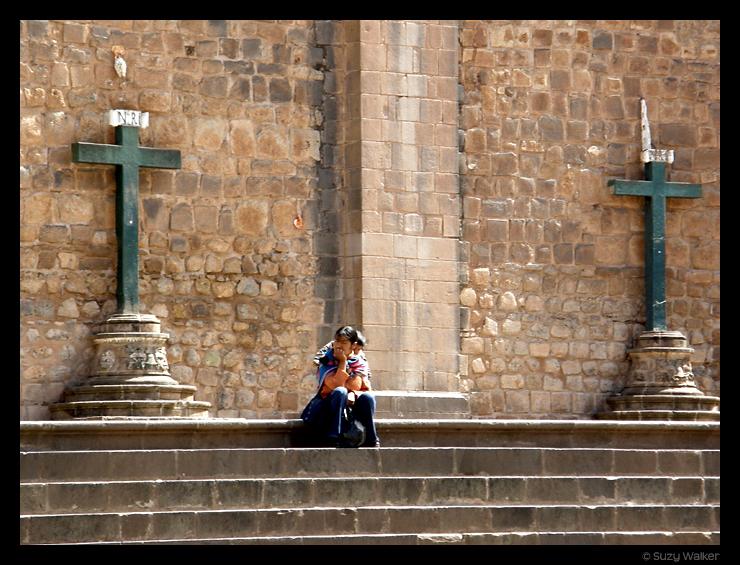 Waiting, Cusco