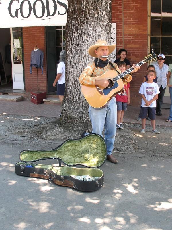 Good Sounding Musician