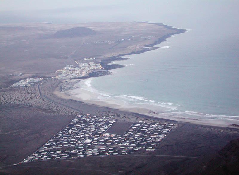 urbanisation Famara