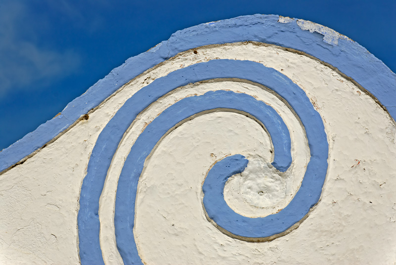 Spiral without center