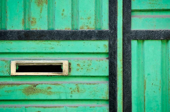 Green door composition