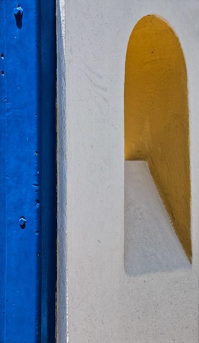 The yellow window
