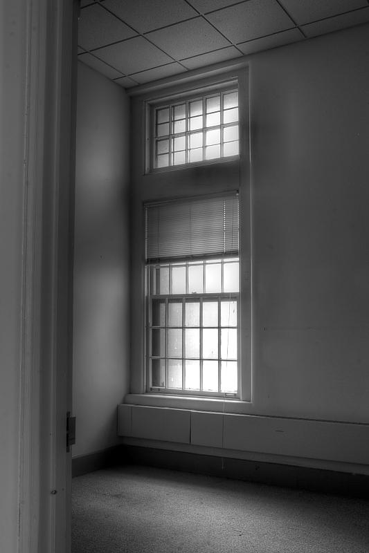 First Floor Ward Window