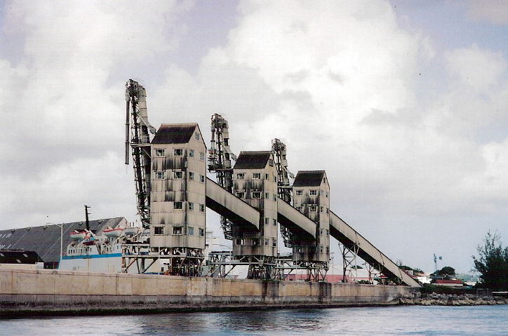 Three Towers (Bridgetown Port)