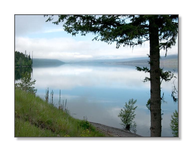<b>Lake McDonald</b><br><font size=2>Glacier Natl Park, MT
